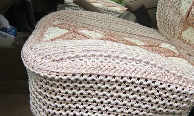 汽车坐垫编织 汽车坐垫怎么编织
