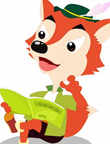 棒棒兔与火尾狐