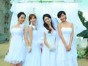 《花非花雾非雾》 大结局之 四朵花集体举办隆重婚礼