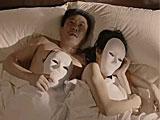 激情片段:少女和好友父亲床上激情