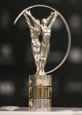 2015劳伦斯世界体育颁奖典礼