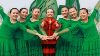 北京加州广场舞 喜气洋洋