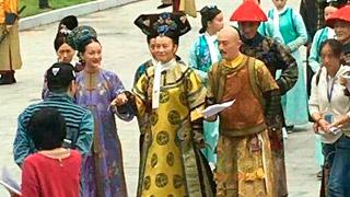 《如懿传》片场曝光 网友失望透顶 甩了一堆差评送给周迅