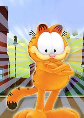 加菲猫的幸福生活 合集版