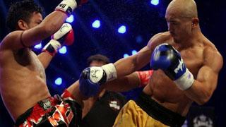 武林风一龙最新比赛 一龙KO打死泰拳选手帕奇楠猜