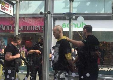 英国警方确认曼彻斯特爆炸案嫌犯