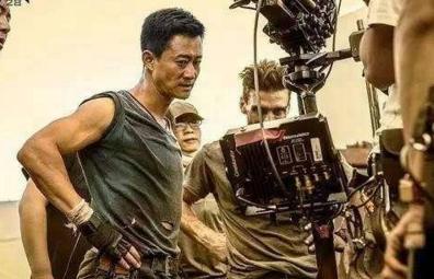 吴京称《战狼3》剧本已送审_两大影帝将加入_却没了张翰