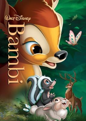 简介: 在森林中生活着一群可爱的小生灵,他们是小鹿斑比,抢尽风头的小