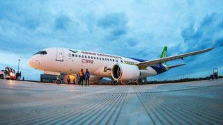 中国国产民用飞机订单总数再创新高