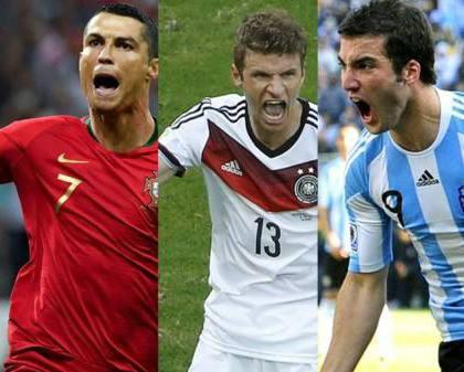 盘点世界杯上的那些帽子戏法