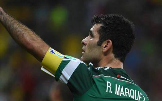 传奇!墨西哥队长5战世界杯