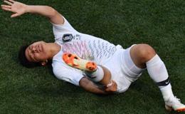 腿筋撕裂!朴柱昊严重受伤 被爆退出本届世界杯