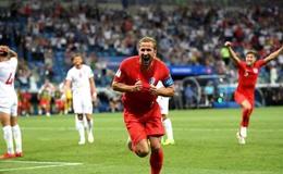 凯恩梅开二度补时绝杀 英格兰2-1突尼斯