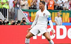 C罗霸气头槌闪电破门 葡萄牙1-0送摩纳哥出局
