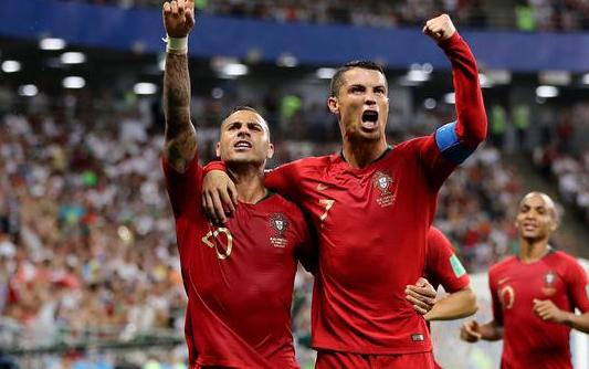 葡萄牙1-1伊朗次名出线 夸雷斯马世界波C罗失点