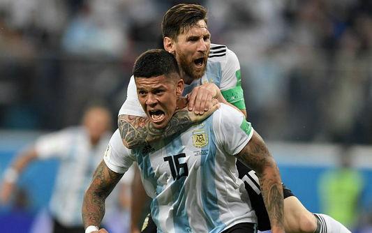 梅西破门罗霍绝杀!阿根廷2-1尼日利亚晋级16强(3D视频版)