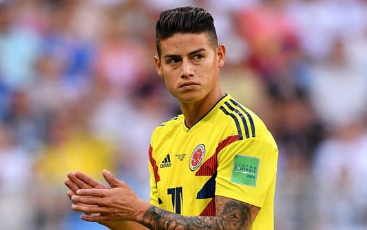 米纳头槌制胜 哥伦比亚1-0头名出线