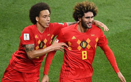 绝杀!比利时3-2逆转淘汰日本(3D视频版)