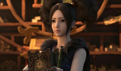 画江湖首部动画电影《风语咒》崛起版预告