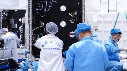 独家探访国家微小卫星研发基地