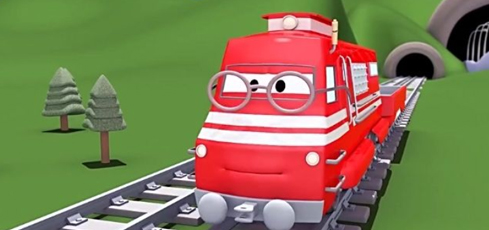 汽车城之火车特洛伊