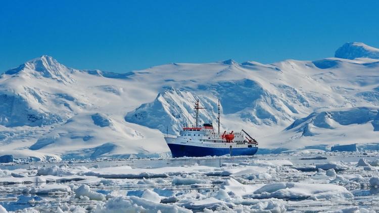 中国第35次南极科学考察