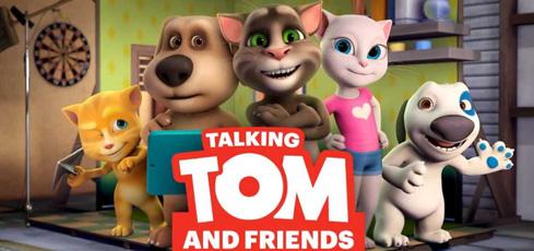 会说话的汤姆猫迷你家族