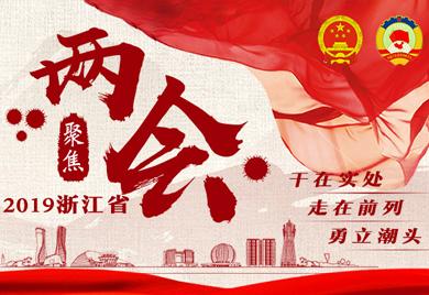 2019浙江省两会