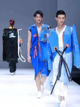 2018广东大学生时装周