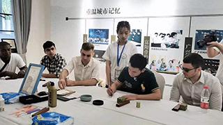 学传统技艺看杭州文化