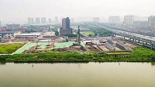杭州运河文化公园开工