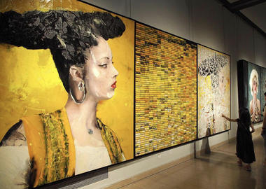 第八届北京国际美术双年展