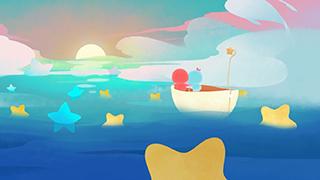配音参考片段《星星湖的那一边》