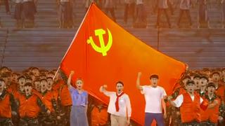 【伟大征程】情景舞蹈《党旗在我心中》