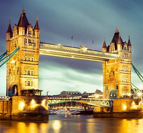 伦敦日与夜