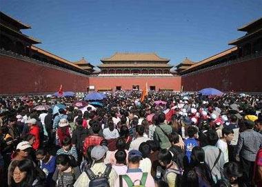 国家旅游局发布国庆中秋旅游指南