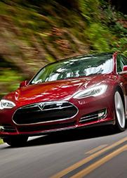 Tesla Model S车主自己制作的视频