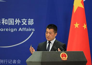 中国外交部:中方严格遵守WTO规则