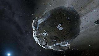 小行星上发现疑似液态水