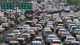 全省高速六大区域易拥堵