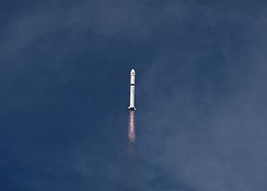 高分九号02星 和德四号卫星发射成功