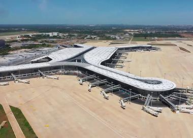 海口美兰国际机场二期扩建项目预计8月试飞