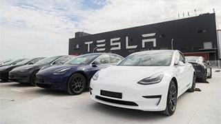 特斯拉Model3出口欧洲