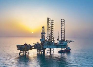 渤中13-2油田探明亿吨级地质储量