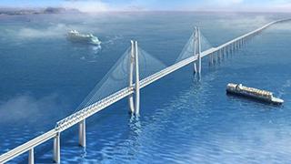 世界最长高铁跨海大桥