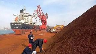 港口铁矿石到港量增加