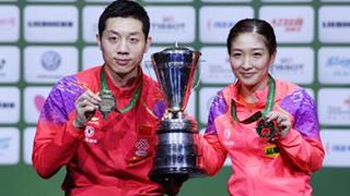 中国乒乓球队东京奥运会